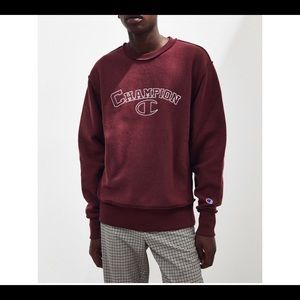Champion Inside Out Sweatshirt